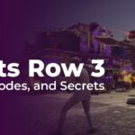 Saints Row 3 Cheats, Codes, and Secrets