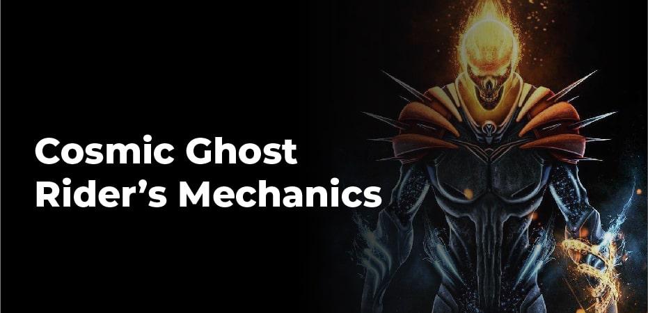 Cosmic Ghost Rider Marvel Legends