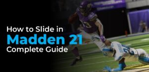 How To Qb Slide In Madden 21